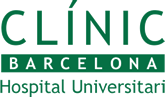 Logo Hospital Clínic Barcelona