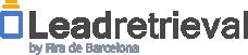 Logo Lead Retrieval Fira de Barcelona